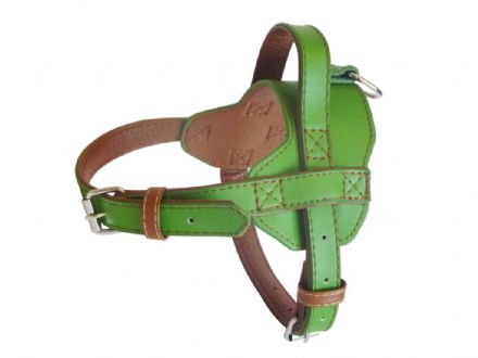 Fusion Lime Harness -Medium